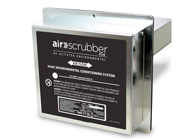 Indoor Air Quality — IAQ
