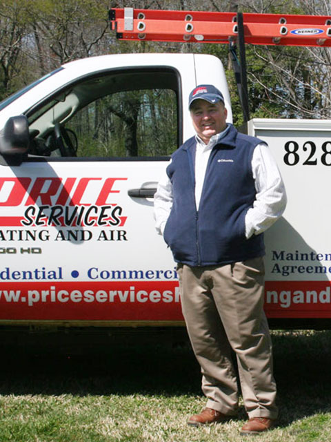 brian price HVAC owner